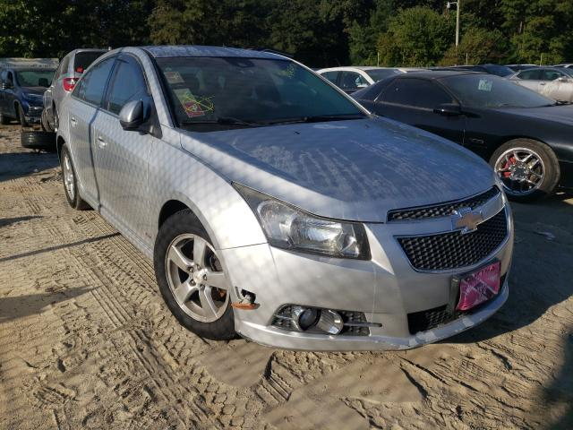 Chevrolet salvage cars for sale: 2011 Chevrolet Cruze LT