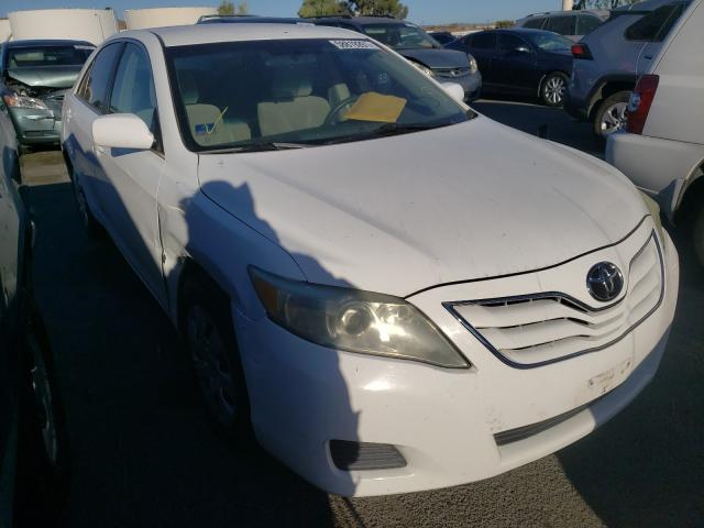 Toyota salvage cars for sale: 2010 Toyota Camry Base