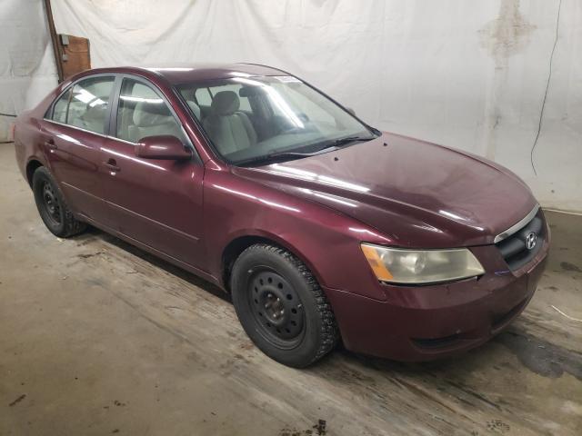 Vehiculos salvage en venta de Copart Ebensburg, PA: 2008 Hyundai Sonata GLS
