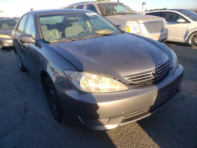 Vehiculos salvage en venta de Copart Martinez, CA: 2005 Toyota Camry LE