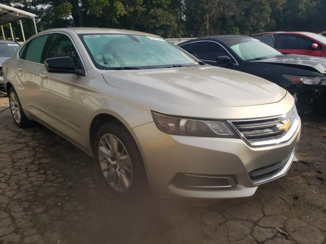 Salvage cars for sale from Copart Austell, GA: 2014 Chevrolet Impala LS