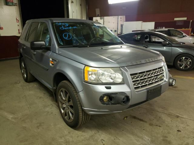 Land Rover LR2 salvage cars for sale: 2008 Land Rover LR2