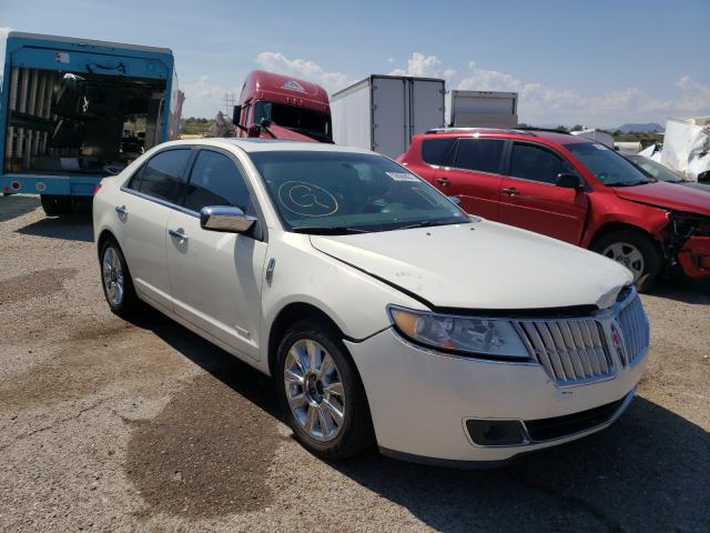 Salvage cars for sale at Tucson, AZ auction: 2012 Lincoln MKZ Hybrid