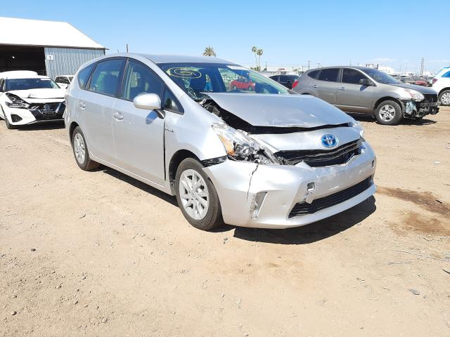 Salvage cars for sale from Copart Phoenix, AZ: 2014 Toyota Prius V