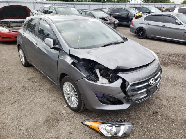 Купить 2016 Hyundai Elantra Gt 2.0L