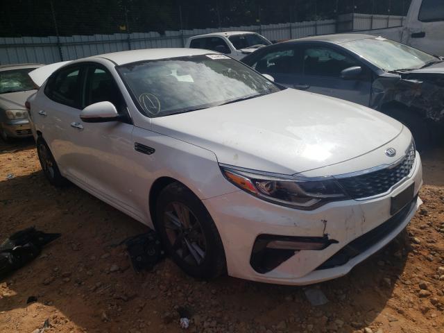 Vehiculos salvage en venta de Copart Austell, GA: 2020 KIA Optima LX