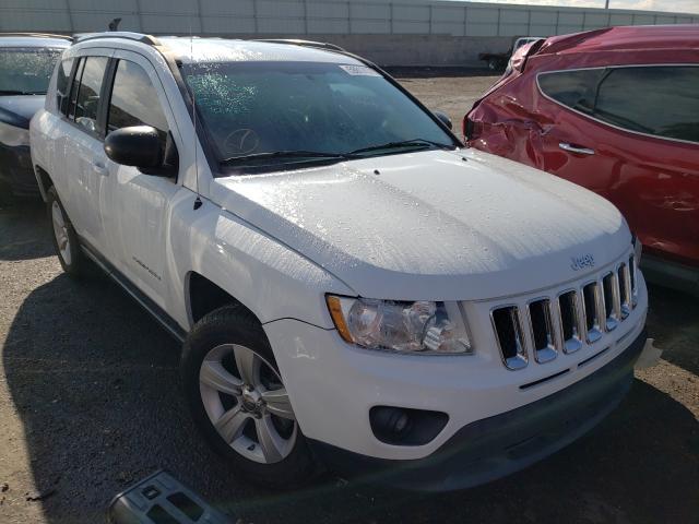Jeep salvage cars for sale: 2012 Jeep Compass LA