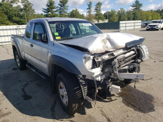 Salvage cars for sale from Copart Exeter, RI: 2009 Toyota Tacoma ACC