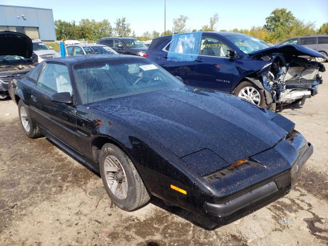 Pontiac Firebird salvage cars for sale: 1989 Pontiac Firebird