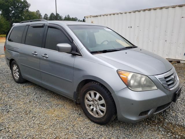 Salvage cars for sale from Copart Concord, NC: 2010 Honda Odyssey EX
