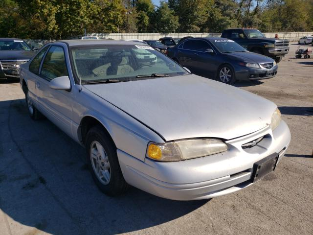 Salvage cars for sale from Copart Ellwood City, PA: 1997 Ford Thunderbird
