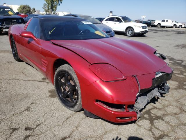 Vehiculos salvage en venta de Copart Martinez, CA: 2000 Chevrolet Corvette