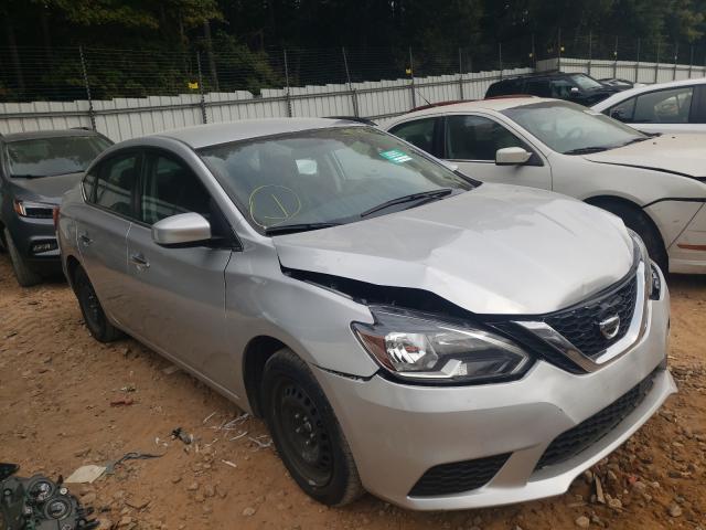 Vehiculos salvage en venta de Copart Austell, GA: 2019 Nissan Sentra S
