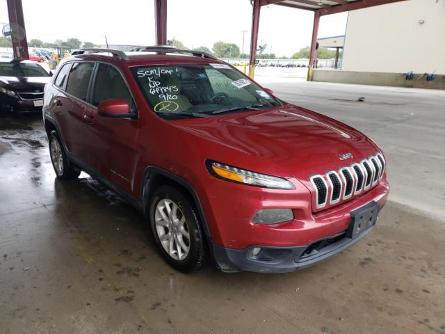 Jeep Cherokee salvage cars for sale: 2017 Jeep Cherokee
