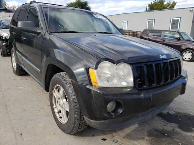 Salvage cars for sale from Copart Duryea, PA: 2007 Jeep Grand Cherokee
