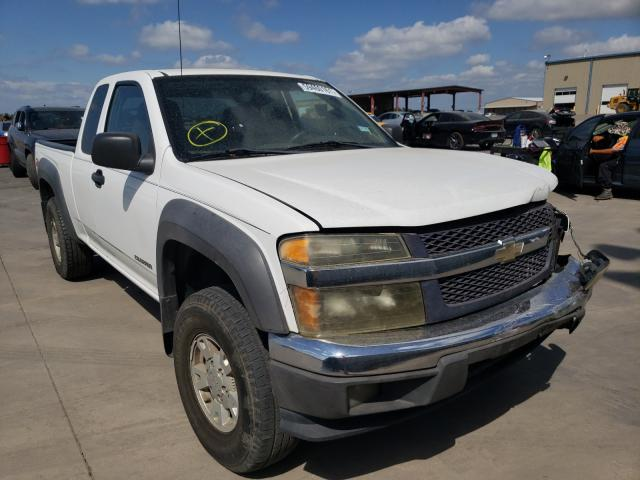 Salvage cars for sale from Copart Wilmer, TX: 2005 Chevrolet Colorado