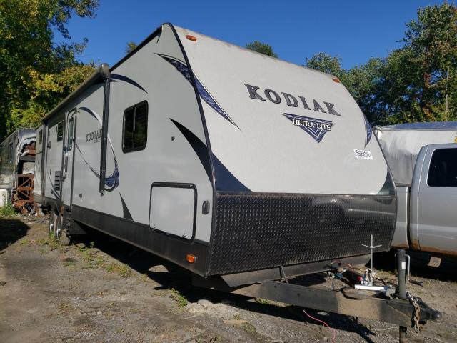 Salvage cars for sale from Copart Albany, NY: 2017 Kodiak Trailer