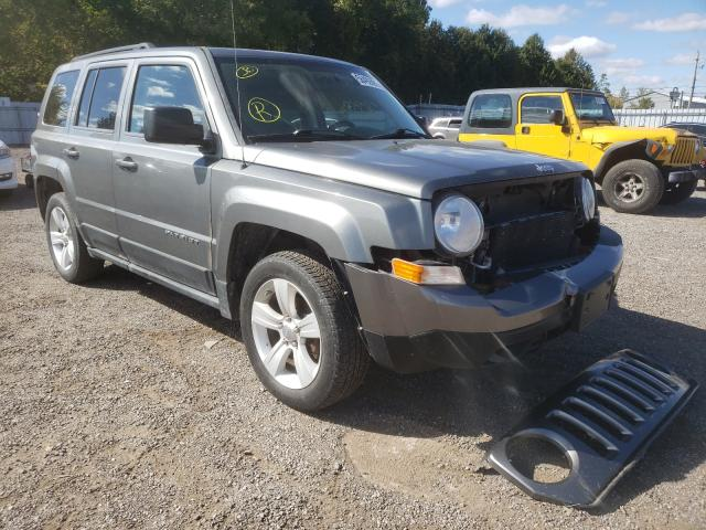 Salvage cars for sale from Copart London, ON: 2011 Jeep Patriot