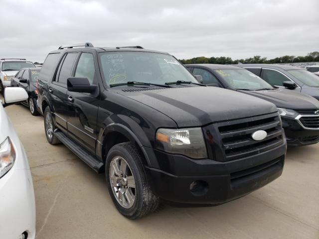 Vehiculos salvage en venta de Copart Wilmer, TX: 2007 Ford Expedition