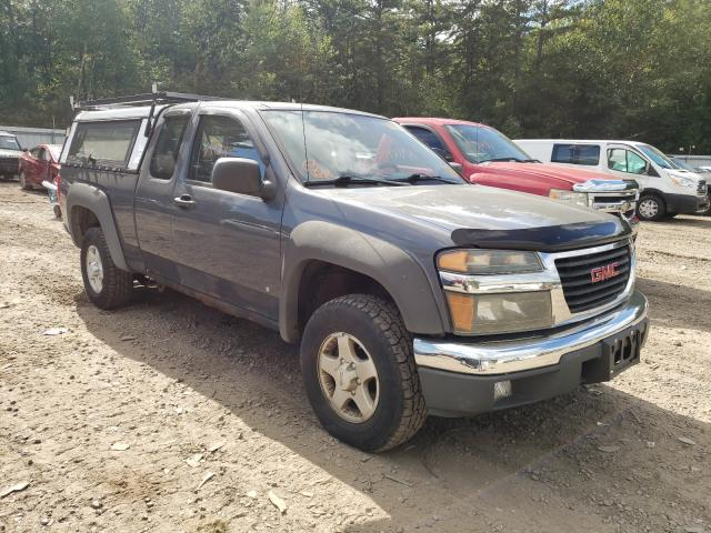 Salvage cars for sale from Copart Lyman, ME: 2008 GMC Canyon