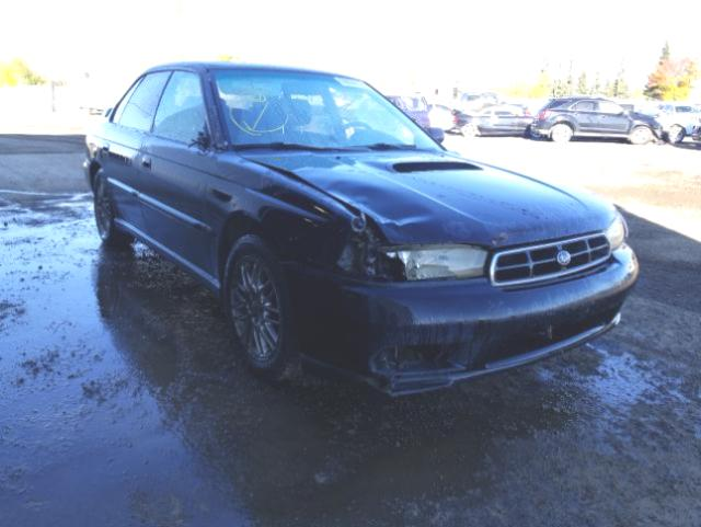 Salvage cars for sale from Copart Anchorage, AK: 1998 Subaru Legacy GT