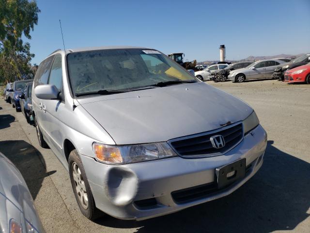 Vehiculos salvage en venta de Copart Martinez, CA: 2002 Honda Odyssey EX