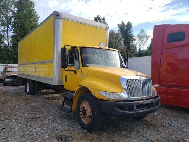 Salvage cars for sale from Copart Spartanburg, SC: 2012 International 4000 4300