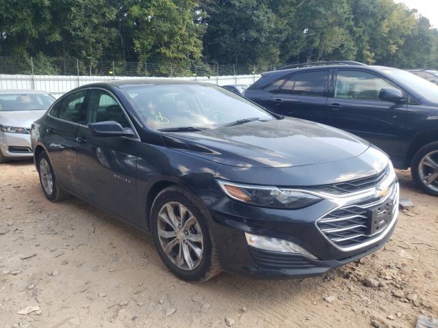 Vehiculos salvage en venta de Copart Austell, GA: 2019 Chevrolet Malibu LT