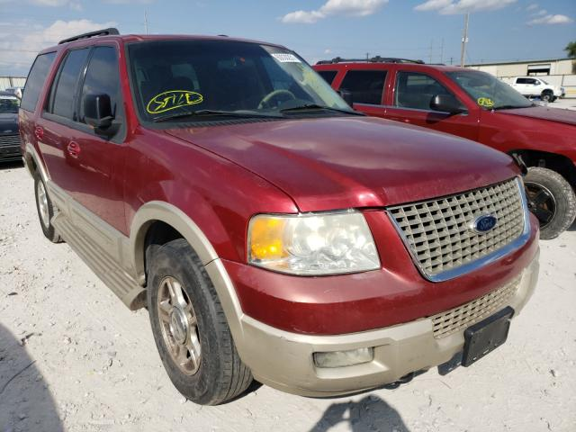 Salvage cars for sale from Copart Haslet, TX: 2005 Ford Expedition