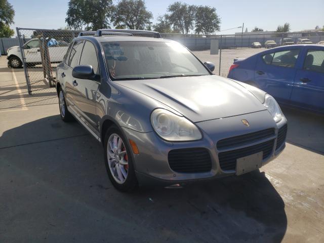 Porsche Vehiculos salvage en venta: 2004 Porsche Cayenne TU