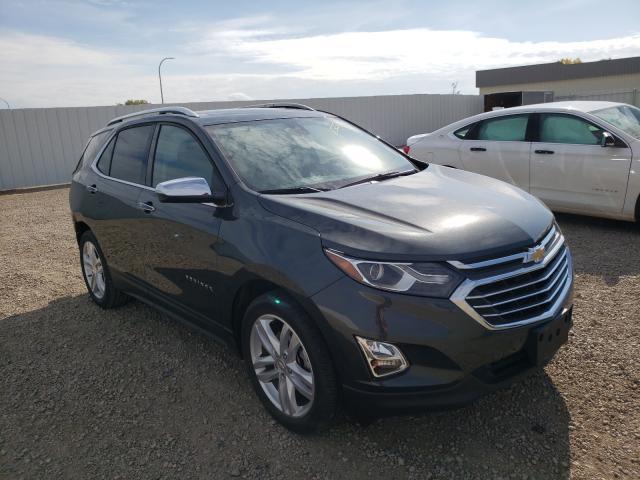 Vehiculos salvage en venta de Copart Bismarck, ND: 2018 Chevrolet Equinox PR