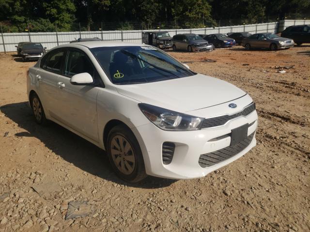 Vehiculos salvage en venta de Copart Austell, GA: 2020 KIA Rio