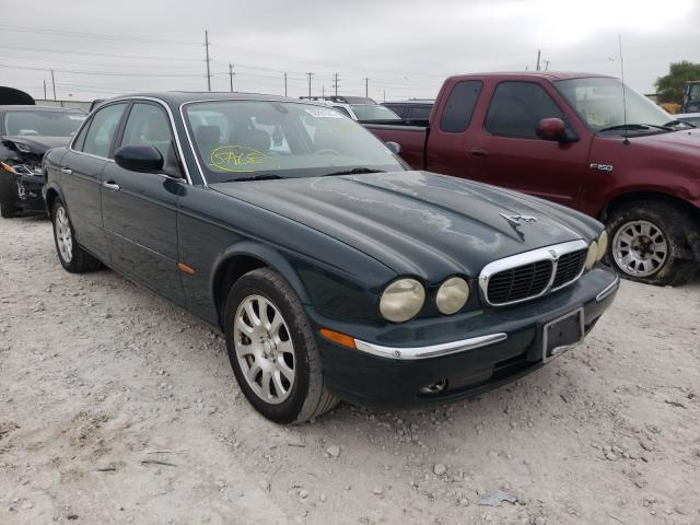 Salvage cars for sale from Copart Haslet, TX: 2004 Jaguar XJ8