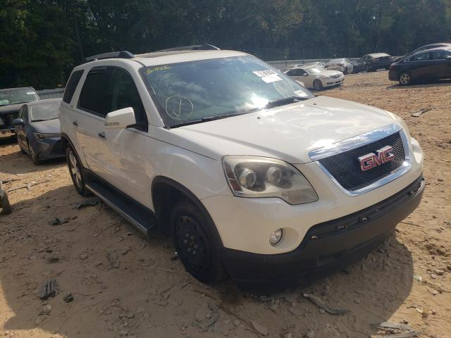 Salvage cars for sale from Copart Austell, GA: 2011 GMC Acadia SLT