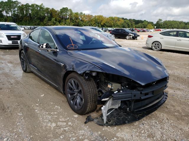 Tesla salvage cars for sale: 2019 Tesla Model S