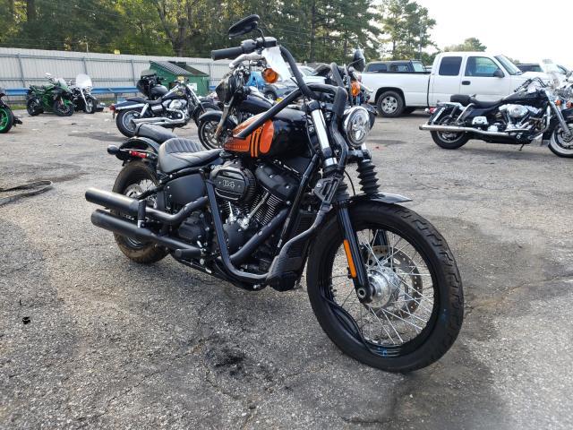 Harley-Davidson Fxbbs salvage cars for sale: 2020 Harley-Davidson Fxbbs