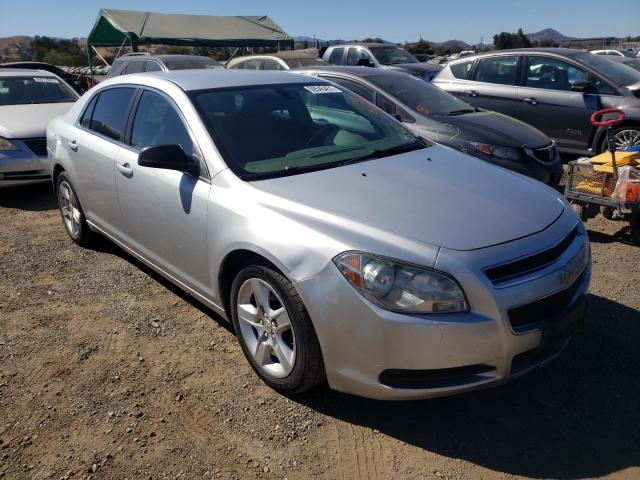 Salvage cars for sale from Copart San Martin, CA: 2010 Chevrolet Malibu LS