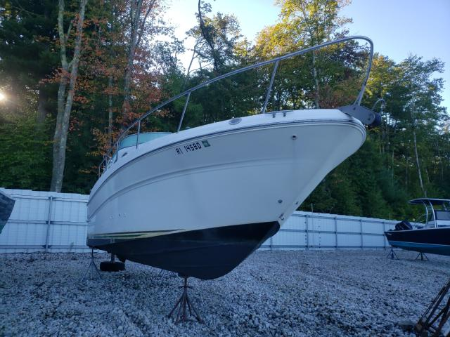 Sea Ray salvage cars for sale: 1998 Sea Ray Boat