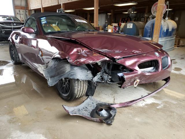 2003 BMW Z4 2.5 en venta en Houston, TX