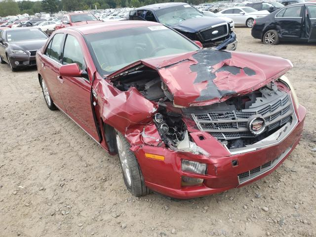 Cadillac STS salvage cars for sale: 2008 Cadillac STS