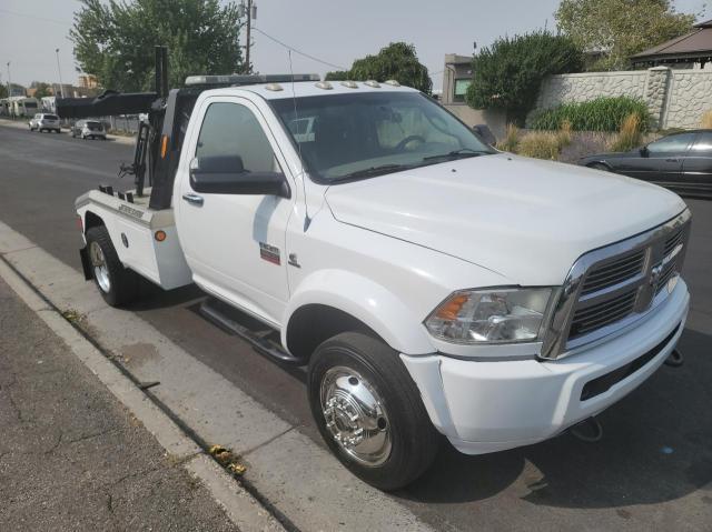Salvage trucks for sale at Magna, UT auction: 2012 Dodge RAM 5500 S