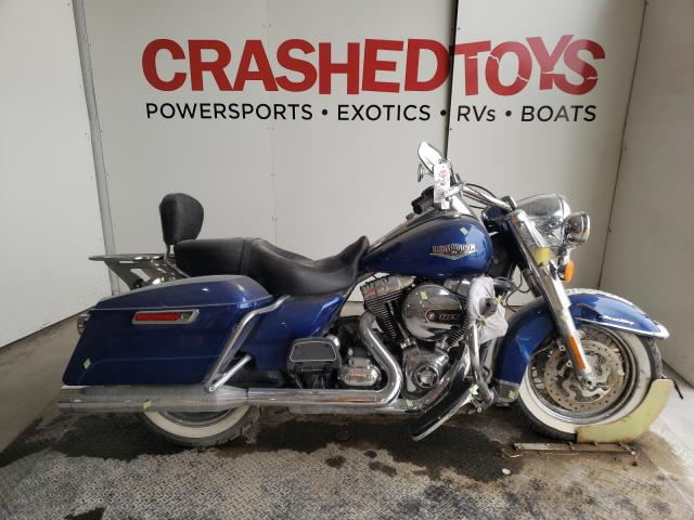 Salvage cars for sale from Copart Kansas City, KS: 2015 Harley-Davidson Flhr Road