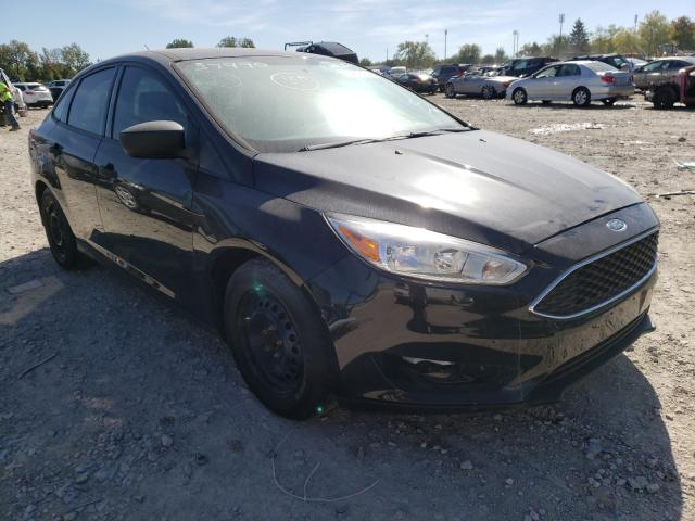 Salvage cars for sale from Copart Columbus, OH: 2015 Ford Focus S
