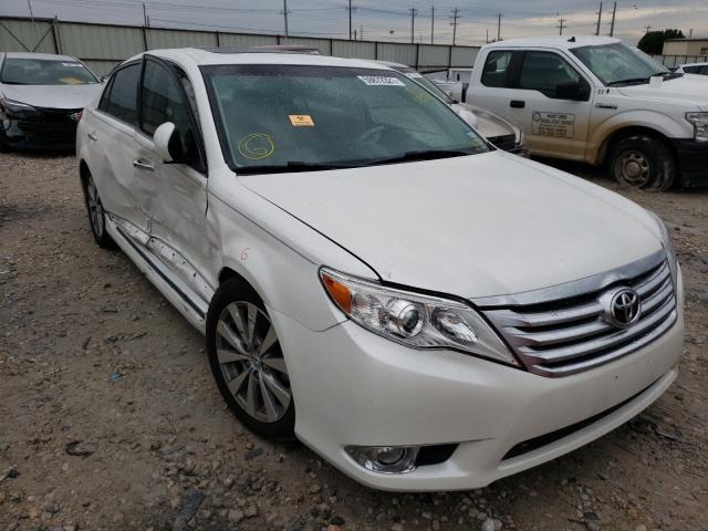 Toyota salvage cars for sale: 2011 Toyota Avalon Base
