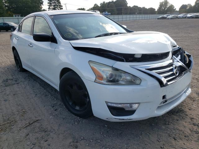 Salvage cars for sale at Conway, AR auction: 2014 Nissan Altima 2.5