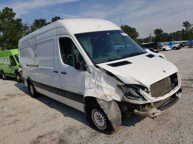 Mercedes-Benz Vehiculos salvage en venta: 2012 Mercedes-Benz Sprinter 2