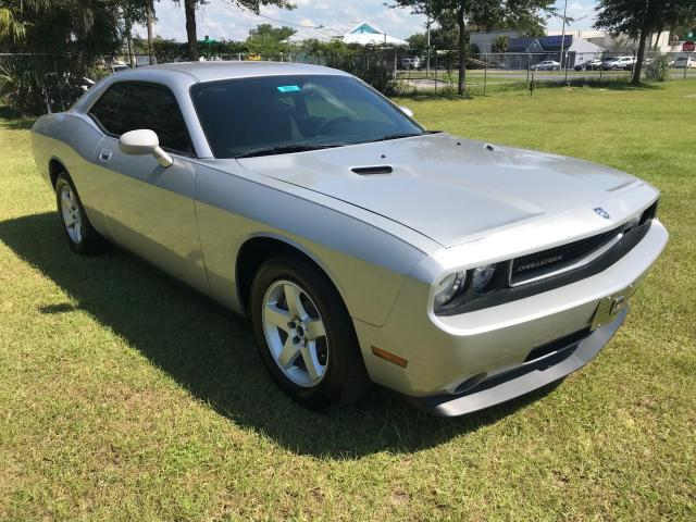Salvage cars for sale from Copart Ocala, FL: 2010 Dodge Challenger