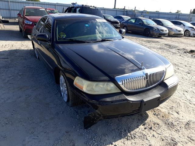 Salvage cars for sale at Conway, AR auction: 2007 Lincoln Town Car S