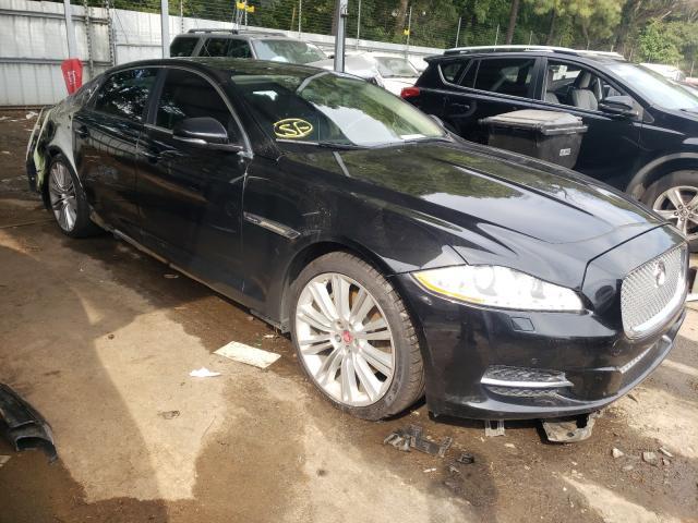 Vehiculos salvage en venta de Copart Austell, GA: 2015 Jaguar XJL Portfo