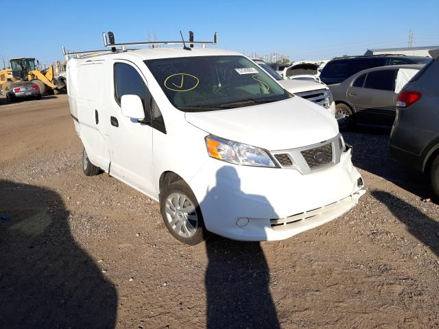 Salvage cars for sale at Phoenix, AZ auction: 2021 Nissan NV200 2.5S